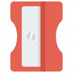 drawing tool, office, pencil, shapner, sharpener, tool icon icon