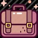 briefcase, bag, suitcase, luggage
