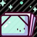 folder, document, file, paper, extension