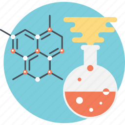 chemistry, molecular formula, science, science lab, science research icon