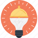 bulb, creativity, electric light, illumination, innovation icon