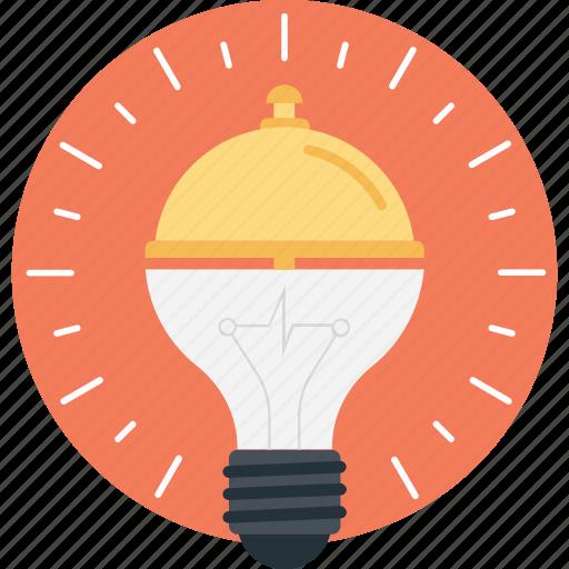 bulb, creativity, electric light, illumination, innovation icon