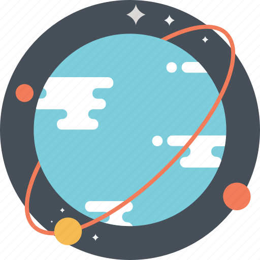 astrophysics, cosmology, physics astronomy, science fiction, space science icon