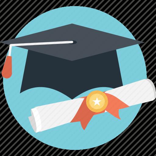 Degree, diploma, graduate, graduation, scholars icon - Download on Iconfinder