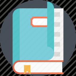 book, education, encyclopedia, knowledge, wisdom icon