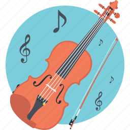 bass, frets, guitar, music, ukulele icon