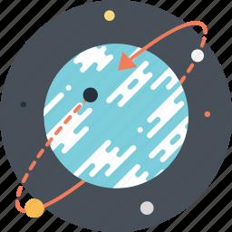 grid, jupiter, planet, space, world icon