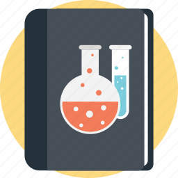 chemistry, education, lab research, science, study icon