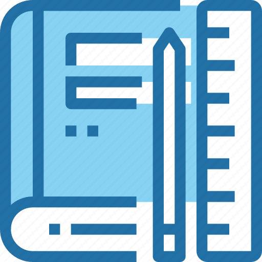 Book, education, learning, office, school icon - Download on Iconfinder