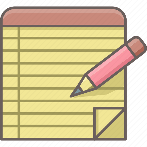 document, file, notes, sticky, text, write, writing icon