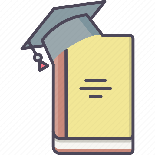 Book, library, university, education, knowledge, learning, study icon - Download on Iconfinder
