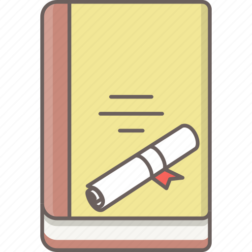 Book, degree, university, education, knowledge, reading, study icon - Download on Iconfinder