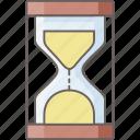 sandglass, countdown, hourglass, schedule, stopwatch, timer