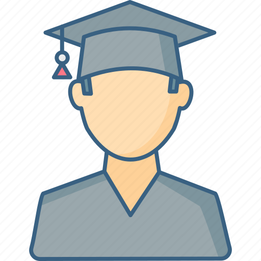 Boy, hat, student, university, cap, education, graduation icon - Download on Iconfinder