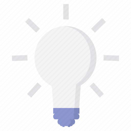 bulb, electricity, energy, idea, light, lightbulb, power icon