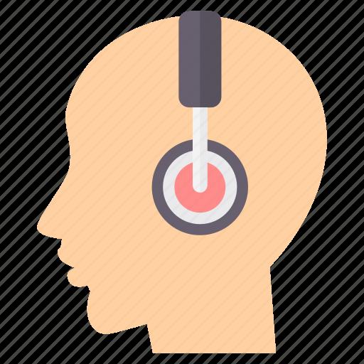 audio, headphone, instrument, media, microphone, music, sound icon