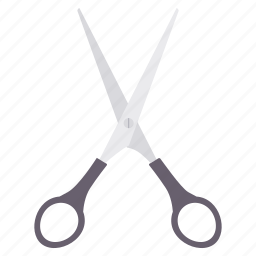 barber, cut, cutter, cutting, scissor, scissors, trim icon