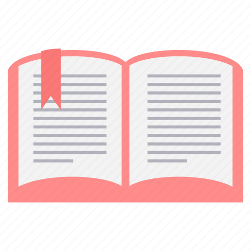 book, bookmark, education, learning, reading, school, study icon