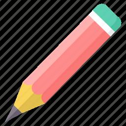 draw, edit, pencil, tool, work, write, writing icon