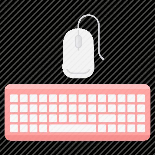 computer, device, hardware, keyboard, keys icon
