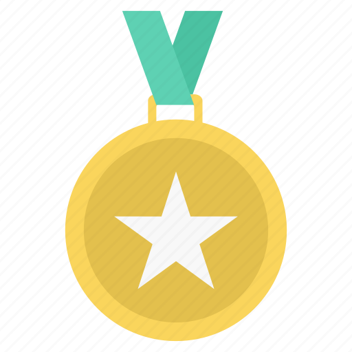 achievement, award, badge, favorite, medal, star, war icon