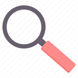 engine, explore, find, magnifier, search, seo, zoom icon