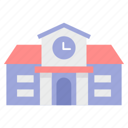 assembly, bank, clock, home, house, room, time icon