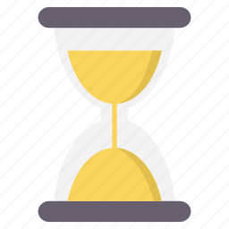glass, hourglass, loading, refresh, refreshing, sand, wait icon