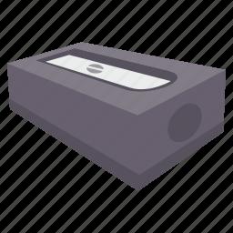 sharp, sharpener, sharpner, stationary, stationery icon