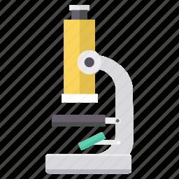 biology, education, lab, laboratory, physics, science icon