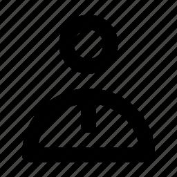 avatar, lecturer, professor, teacher, user avatar icon