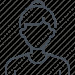 avatar, teacher icon