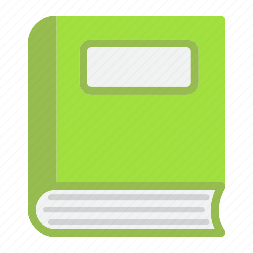 book, education, knowledge, learning, library, literature, school icon
