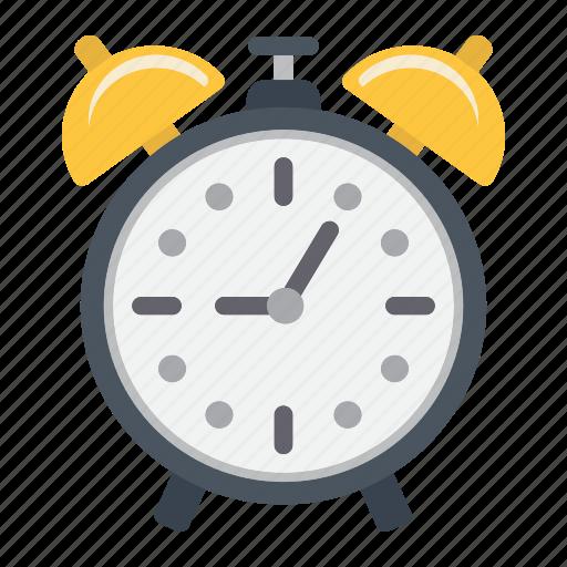 alarm, clock, deadline, office, reminder, time, watch icon