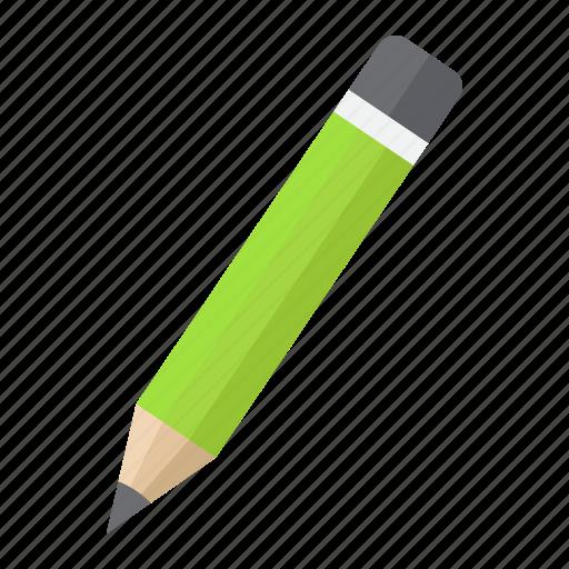 education, learn, office, pen, pencil, school, writer icon
