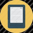 ebook, education, science, reading