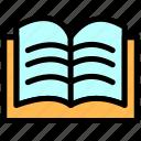 books, education, learning, school, study