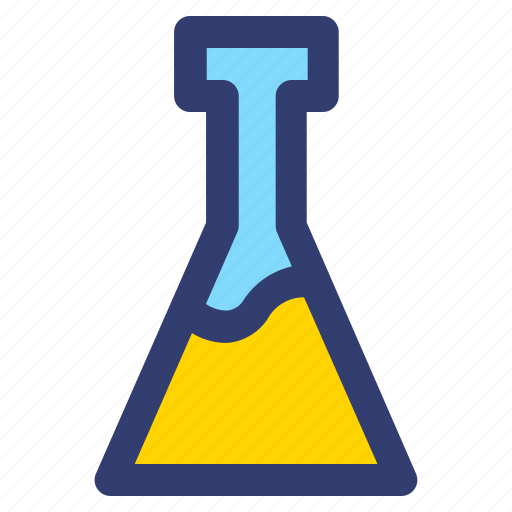 Chemistry, education, filled, line icon - Download on Iconfinder