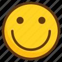 avatar, emoji, emoticon, emotion, happy, smile, smiley