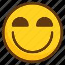avatar, emoji, emoticon, emotion, smile, smiley icon