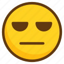 angry, avatar, dissatisfied, emoji, emoticon, smile, smiley