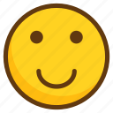 avatar, emoji, emoticon, emotion, happiness, smile, smiley icon