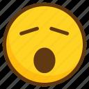 avatar, emoji, emoticon, emotion, sleeping, smiley icon