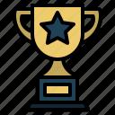 trophy, champion, winner
