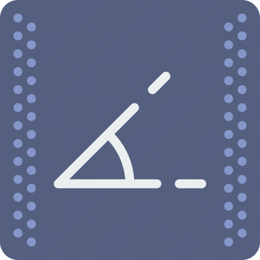 angle, education, knowledge, learning, school, study icon
