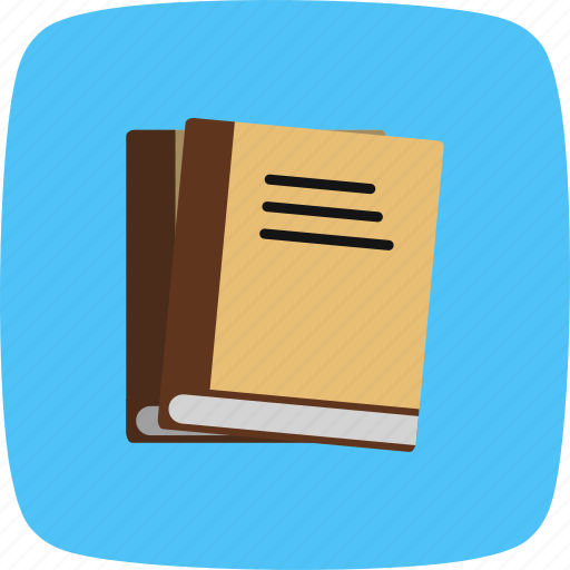 book, books, education, learning icon