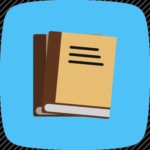 book, books, education icon