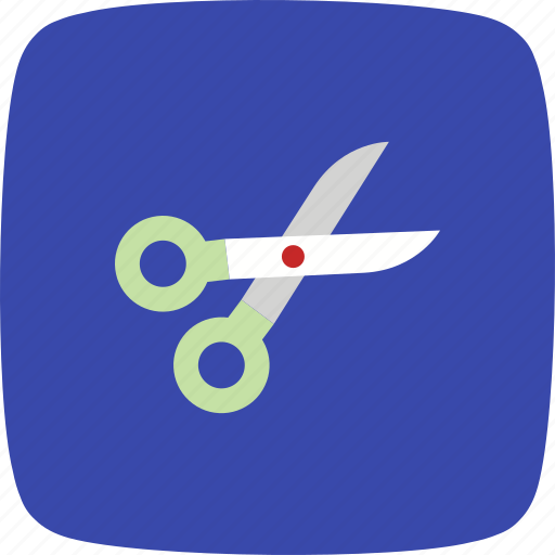 barber, cutting, scissor, tools icon