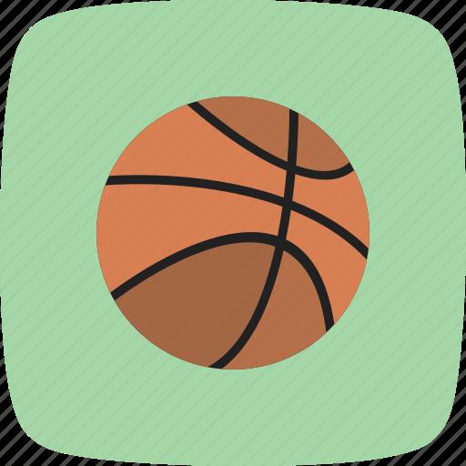 ball, basketball, game icon