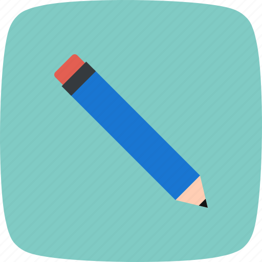edit, education, pencil, writing icon